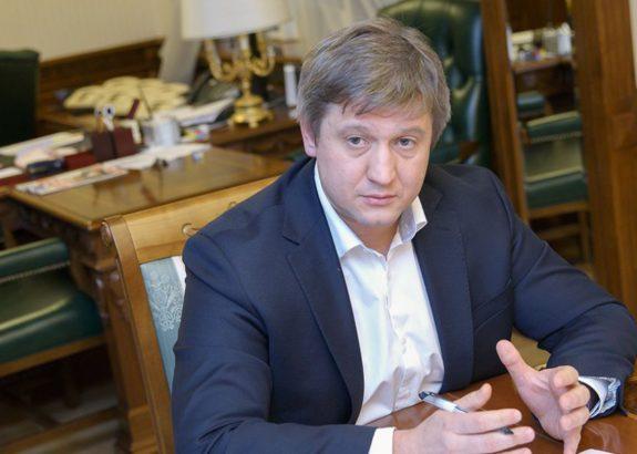 Министр финансов Александр Данилюк о том, как Украине выбраться из нищеты
