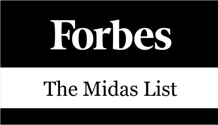 Forbes рапортует о лучших инвесторах