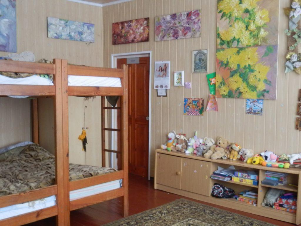 кровати детского дома